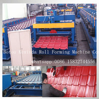 Metal Roofing Use And Tile Forming Machines For Hot Sale