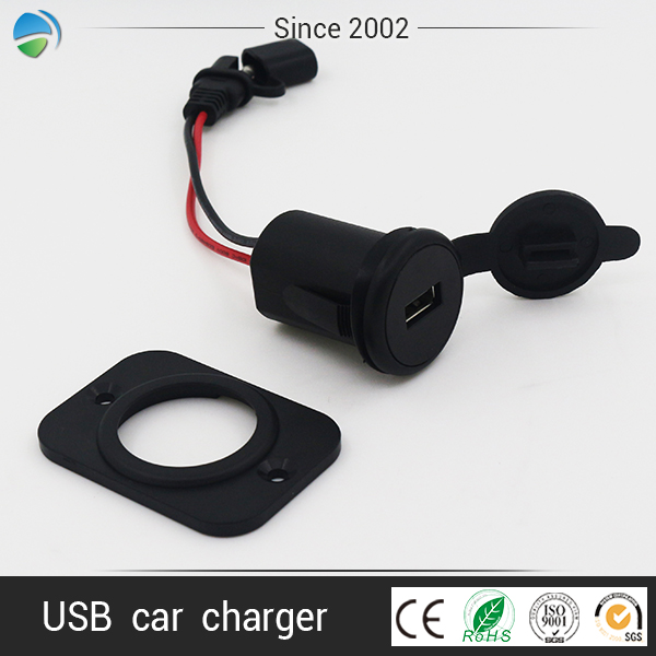 12v 1.5a universal phone automatic fashion usb car charger for Auto Marine