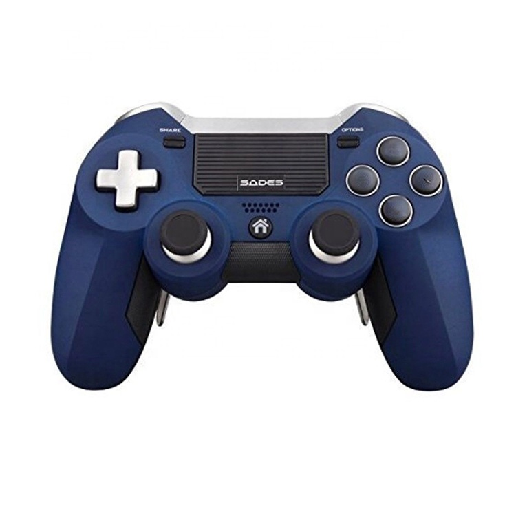 Sades Elite Pro Wireless Joystick Gamepad Joypad <strong>Controller</strong> for Playstation 4 PS4