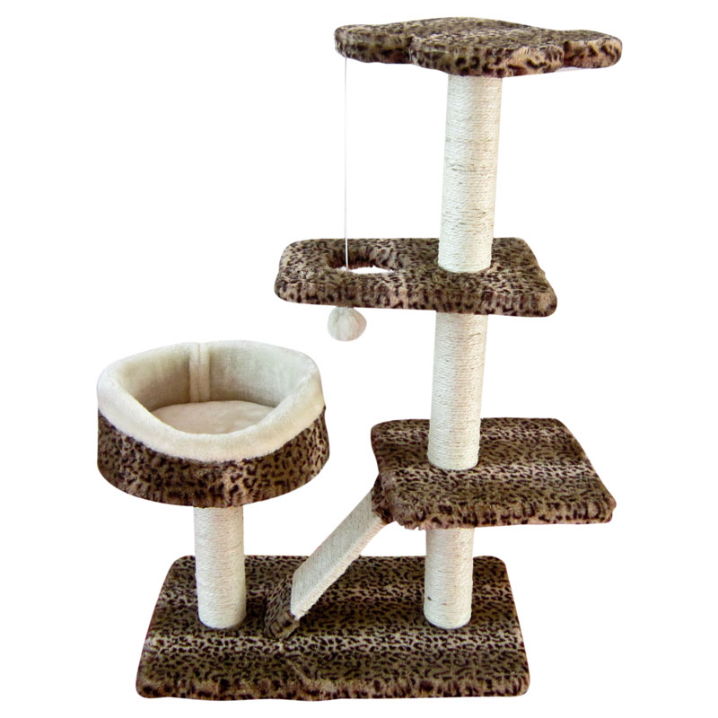 High-end Pet Products and Cats Application Cat Tree Condo House