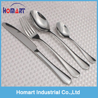 HOT SALE!!! promotional home use stainless steel catering silverware