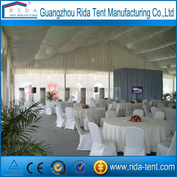 Hot-Selling Updated Wedding Tent Drapery