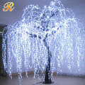 wedding decorations led lights artificial willow tree