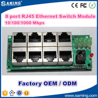 10 100Mbps 8 Ports Ethernet Switch