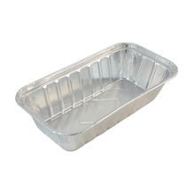 Disposable Microwave Oven Special Aluminum Foil Containers