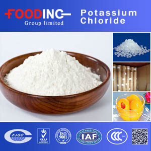 high purity factory price potassium chloride powder