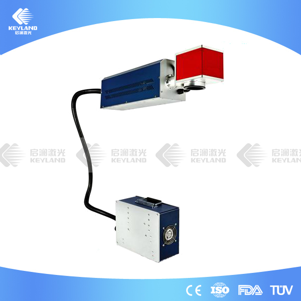 Rotary Optical Flying mini Fiber Laser Marker 20W Silver Gold Jewelery Laser Engraving Machine Price
