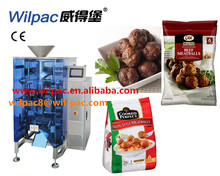 Factory price packing machine for meatballs