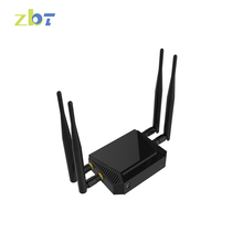 Hot selling Cat4 LTE 4G 300mbps WiFi Router with sim card slot