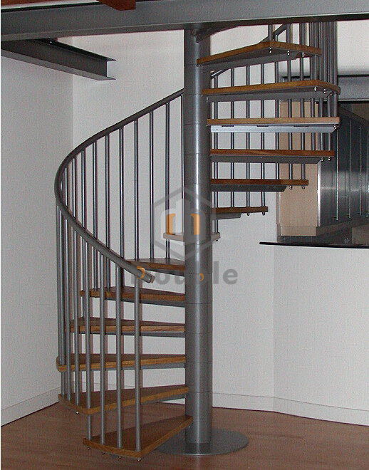 wrought iron spiral staircase prices