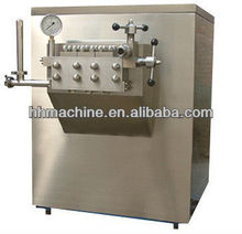 dairy products high pressure emulsification homogenizer