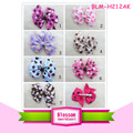 Factory directly wholesale felt bow flower baby elastic hairband