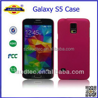 for Samsung Case,Rubberized Hybrid Hard Case Cover for Samsung Galaxy S5i9600 Laudtec