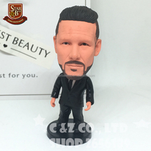 Soccerwe figurine football SIMEONE Suit Ver. Movable joints PVC model toy action figure