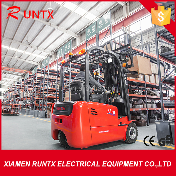 Maximal FB13S 1300kg 48v battery operated forklift