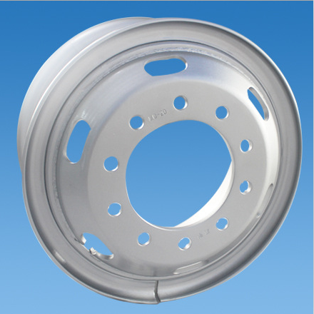 Heavy Duty Truck 8.00V-20 Excellent Tube Wheel Rims