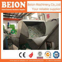 BM300 LOW PRICE PP WASTE AGRICULTURE FILM RECYCLING MACHINES