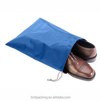 Reusable and Durable Blank Nylon Dust Bag Drawstring for Shoe Packaging Wholesale with Low price