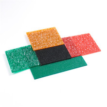 Lanyu embossed plastic diamond plate sheets for sale