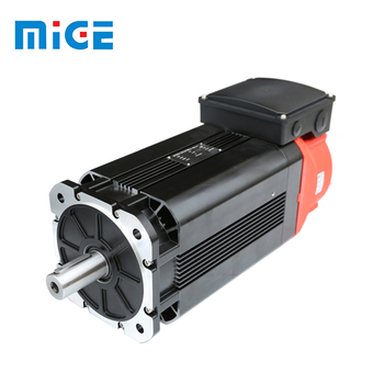 5.5kw 8000rpm 204mm 380V Spindle motor