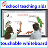 <XZY>65 inch touchable LED TV School teaching aids Office Equipment Writing Digital board smart interactive whiteboard