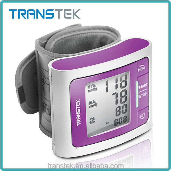household blood pressure measuring device