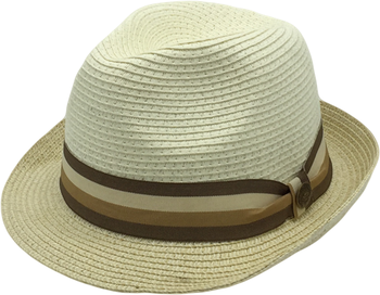 T50-40Fedora Hat Summer Paper Straw Hats