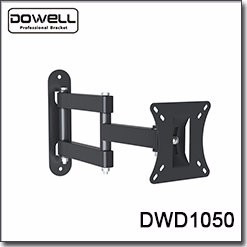"2019 Amazon hot selling movable lcd tv bracket for 13""-30"" screen size"