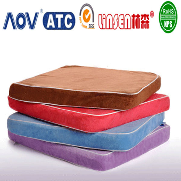 super comfortable! china supplier silk chair cushions