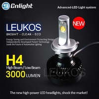 Automobile LED Headlight Fan Cooling Auto