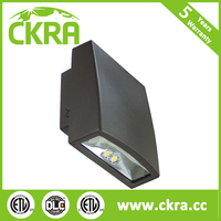 High pressure,die casting alu housing 50/60HZ outdoor wall mount led light With high performance