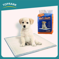 Pet training products urine pads disposable absorbent dog pad