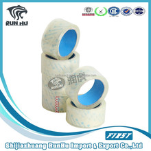hot supplier 1 inch clear tape, 2 inch clear packing tape