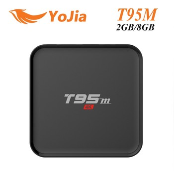 Best Choice TV BOX T95M Android5.1 Quad Core 2G/8G 2.4GHz WIFI HD 1080P Smart Media Player