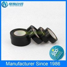 High performance black PVC electrical adhesive tape
