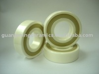ZIRCONIA CERAMIC BEARING(SILICON NITRIDE BALL INSIDE AND PTFE CAGE)