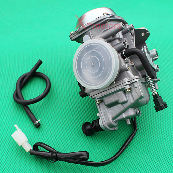 Performance Carburetor for HONDA TRX350 350 RANCHER ATV Carburetor with Heat Sensor