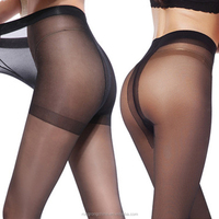 On hot sale Women transparent nylon Pantyhose Tights pantyhose sex cold stocking girls in summer tights 6226