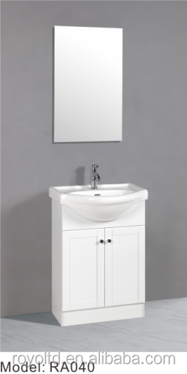 Modern Furniture Standing Makeup Portable Bathroom Cabinet RA040