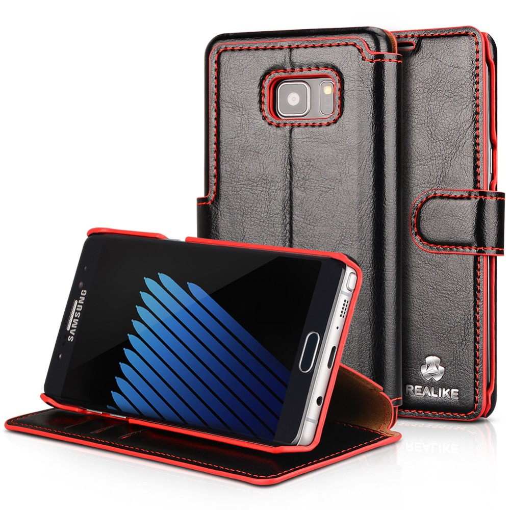 Superior card holder pu flip leather case cover for huawei mate 7