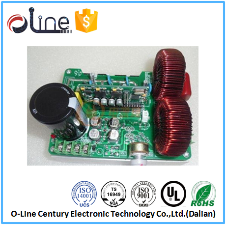 Low price multilayer UL94v-0 Lead free 5kw hybrid inverter pcb board
