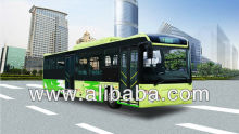 pure electric city bus EEC approved