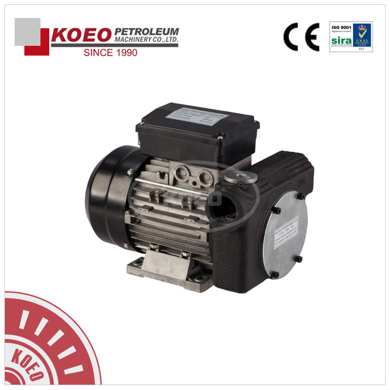 Motor Driven Big Flow AC Self-Priming Diesel Oil Transfer Pump
