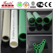 SDR11 to SDR6 cold and hot water PPR fiber glass pipe