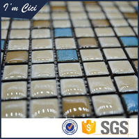 Professional hot sale ceramic mosaic bathroom floor tiles