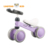 Chinese factory hot sale Christmas Gift training balance baby trike pink with 4 wheels