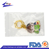Custom Available Factory Price Made Machine Bopp Non-woven Spice Zipper Plastic Bag /.