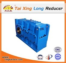 parallel shaft direction changing 1:400 ratio gearbox