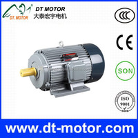 totally enclosed Y Series ac asynchronous three phase squirrel cage electric motor
