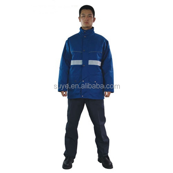 new arrive design one piece acid resistant construction factory work safety clothes